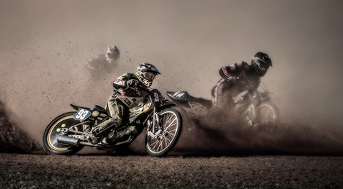 Dust Riders by Paul Hassell