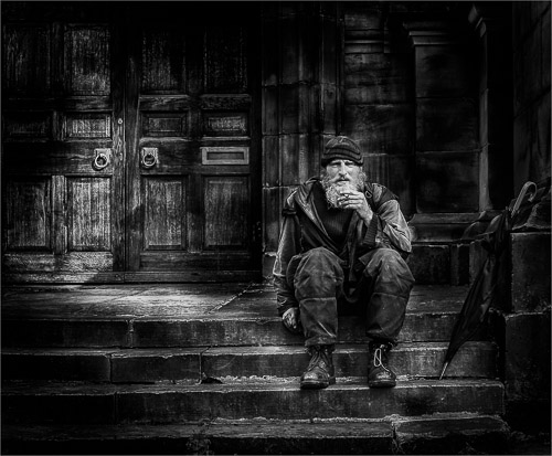 homeless john - Paul Hassell