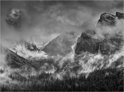 Winter Storm Yosemite