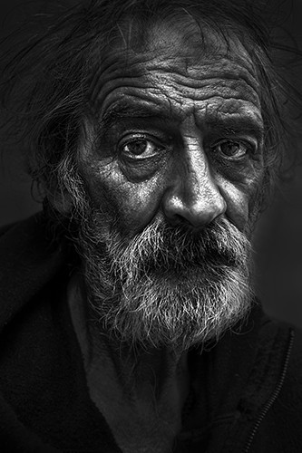 2nd Lloyd Scott Homeless Man