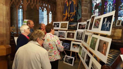 St Lukes Exhibition