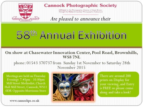 58th Annual Exhibition