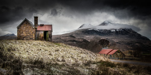 Old Bothy Was awarded a PAGB Ribbon